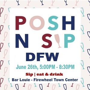 POSH N SIP DFW SUMMER 2019 EVENT